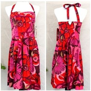 Fables by Barrie Eden Halter Dress size S NWT